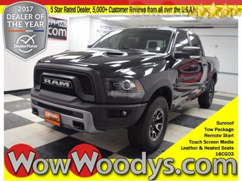 2016 RAM Ram Pickup 1500 for sale in Chillicothe, MO
