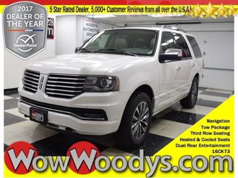2016 Lincoln Navigator for sale in Chillicothe, MO