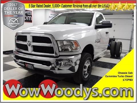 2017 RAM Ram Chassis 3500 for sale in Chillicothe, MO