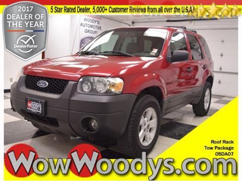 2005 Ford Escape for sale in Chillicothe, MO