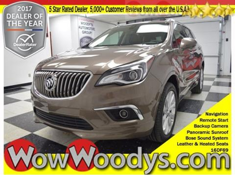 2016 Buick Envision for sale in Chillicothe, MO