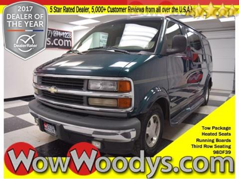 1998 Chevrolet Chevy Van Classic for sale in Chillicothe, MO