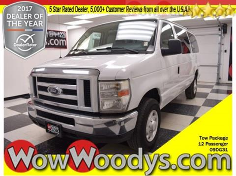2009 Ford E-Series Wagon for sale in Chillicothe, MO