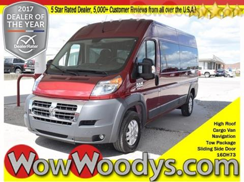 2016 RAM ProMaster Window for sale in Chillicothe, MO