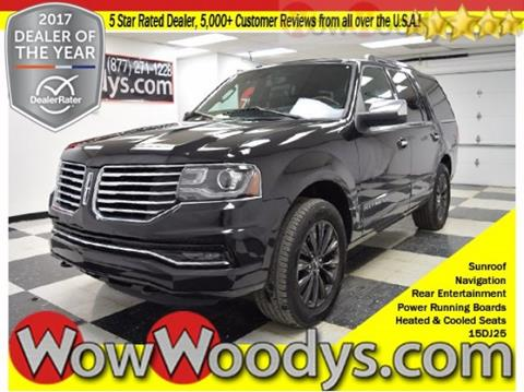 2015 Lincoln Navigator for sale in Chillicothe, MO