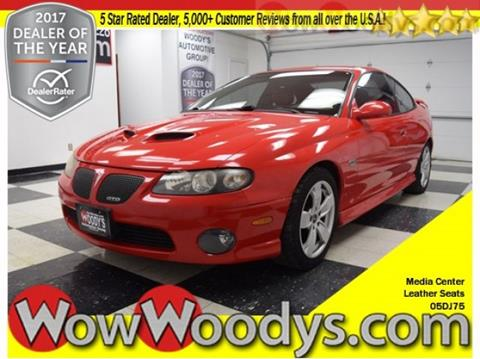 2005 Pontiac GTO for sale in Chillicothe, MO