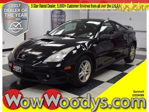 2002 Toyota Celica for sale in Chillicothe, MO