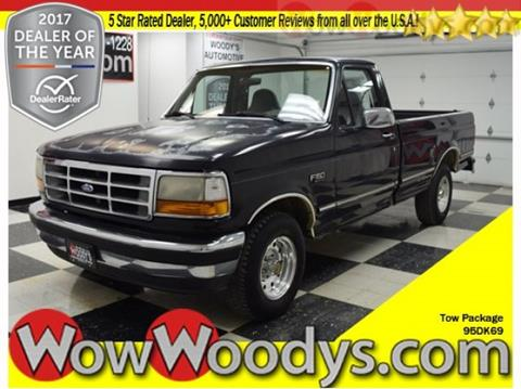 1995 Ford F-150 for sale in Chillicothe, MO