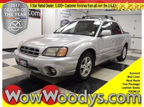 2003 Subaru Baja for sale in Chillicothe, MO