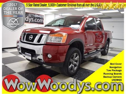 2015 Nissan Titan for sale in Chillicothe, MO