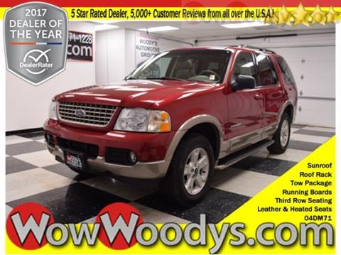 2004 Ford Explorer for sale in Chillicothe, MO