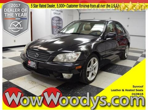 2001 Lexus IS 300 for sale in Chillicothe, MO