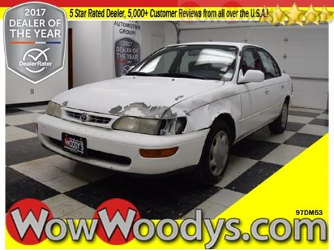 1997 Toyota Corolla for sale in Chillicothe, MO