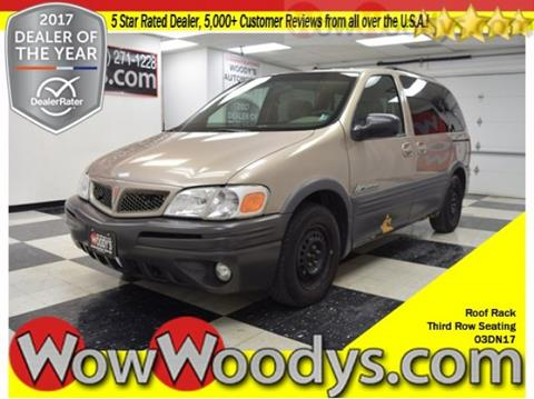 2003 Pontiac Montana for sale in Chillicothe, MO
