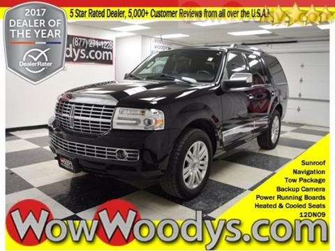 2012 Lincoln Navigator for sale in Chillicothe, MO