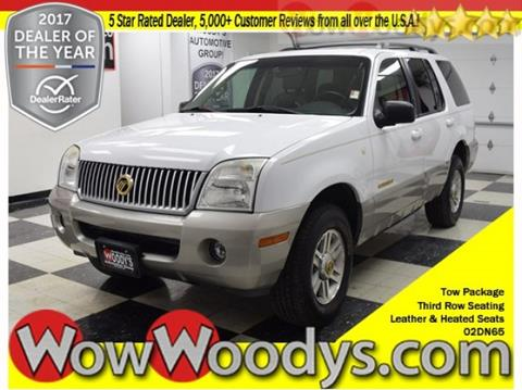 2002 Mercury Mountaineer for sale in Chillicothe, MO