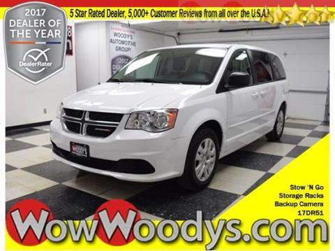 2017 Dodge Grand Caravan for sale in Chillicothe, MO