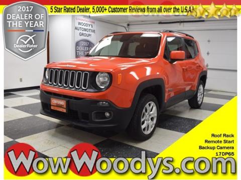 2017 Jeep Renegade for sale in Chillicothe, MO