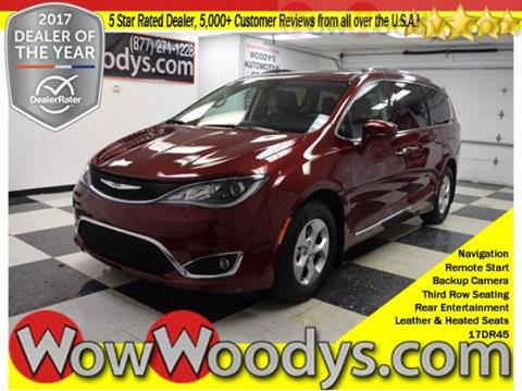 2017 Chrysler Pacifica for sale in Chillicothe, MO
