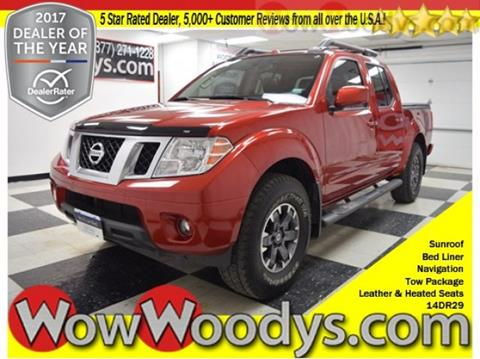 2014 Nissan Frontier for sale in Chillicothe, MO