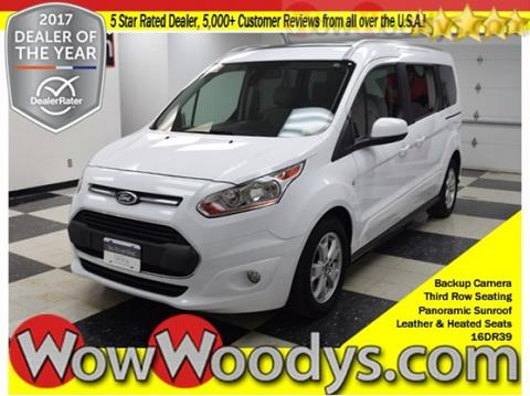 2016 Ford Transit Connect Wagon for sale in Chillicothe, MO