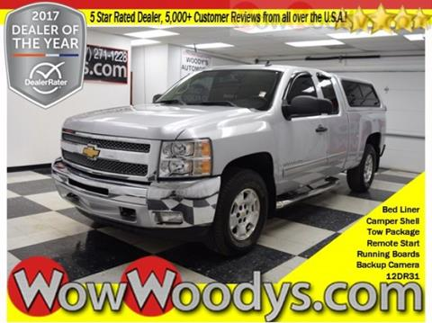 2012 Chevrolet Silverado 1500 for sale in Chillicothe, MO