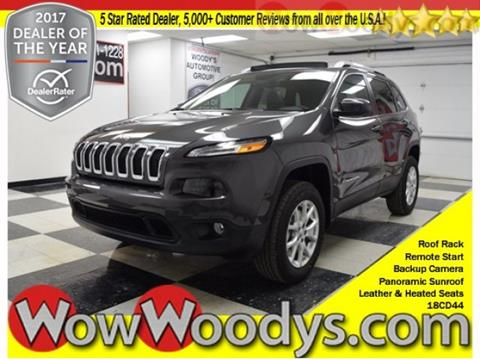 2018 Jeep Cherokee for sale in Chillicothe, MO