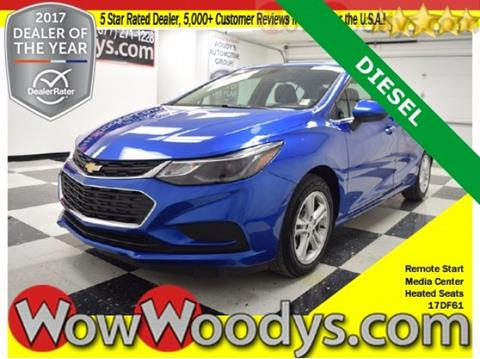 2017 chevrolet cruze for sale in missouri for Thomas motors moberly mo