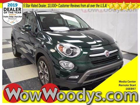 2016 FIAT 500X for sale in Chillicothe, MO