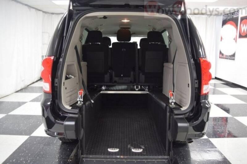 2016 Dodge Grand Caravan SE 4dr Mini-Van - Chillicothe MO