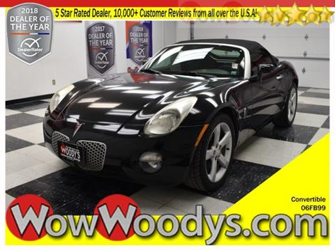 2006 Pontiac Solstice for sale in Chillicothe, MO