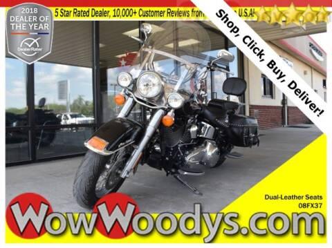 2008 Harley Davidson Heritage