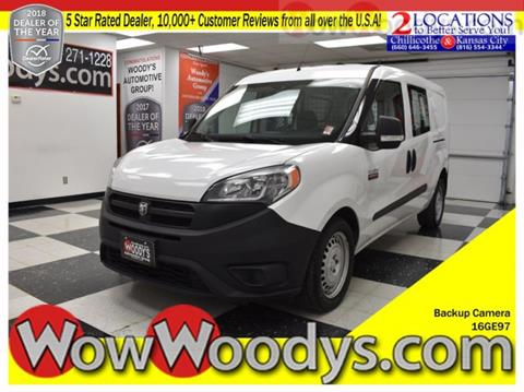 87d8570b0a 2016 RAM ProMaster City Cargo for sale in Chillicothe