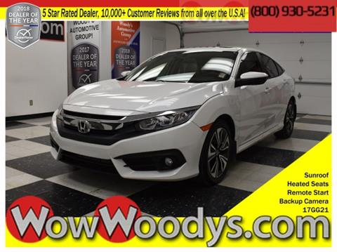 2017 Honda Civic for sale in Chillicothe, MO