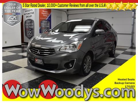 2017 Mitsubishi Mirage G4 for sale in Chillicothe, MO