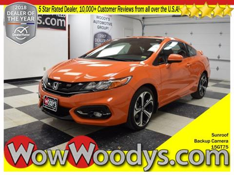 2015 Honda Civic for sale in Chillicothe, MO