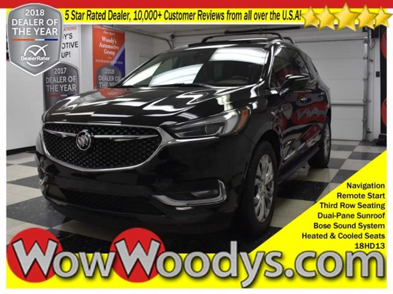 2018 Buick Enclave 4x4 Avenir 4dr Crossover In Chillicothe MO