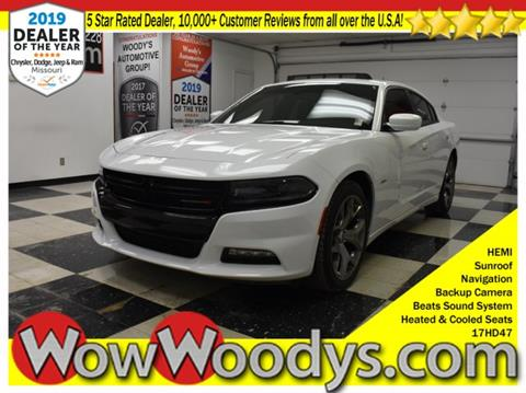 2017 Dodge Charger for sale in Chillicothe, MO