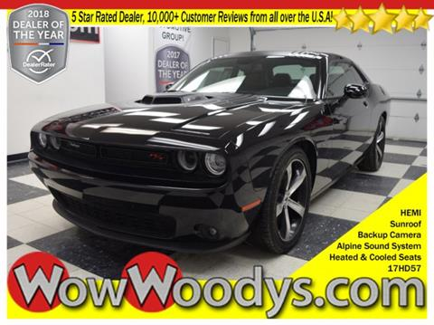 2017 Dodge Challenger for sale in Chillicothe, MO