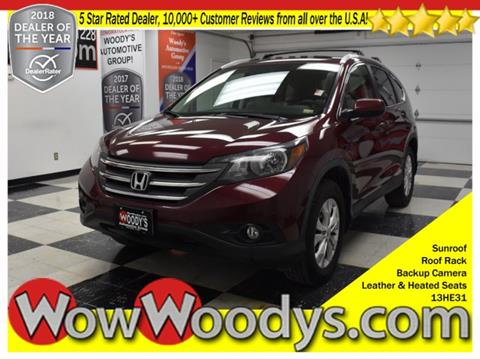 2013 Honda CR-V for sale in Chillicothe, MO