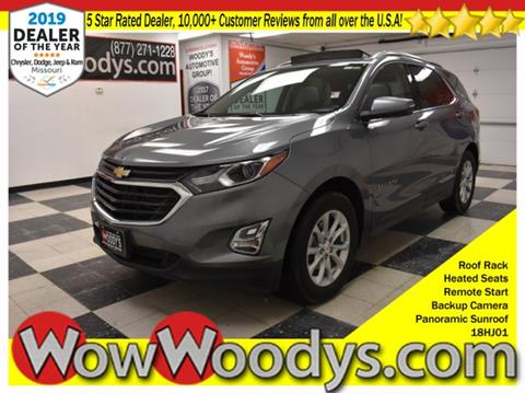 2018 Chevrolet Equinox for sale in Chillicothe, MO
