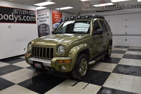 2003 Jeep Liberty for sale in Chillicothe, MO