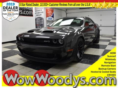 2019 Dodge Challenger for sale in Chillicothe, MO