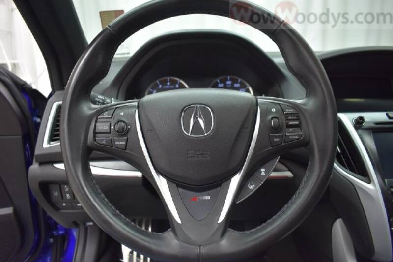 2019 Acura TLX SH AWD V6 w/Tech w/A SPEC 4dr Sedan w/Technology a - Chillicothe MO