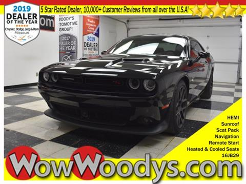 2016 Dodge Challenger for sale in Chillicothe, MO