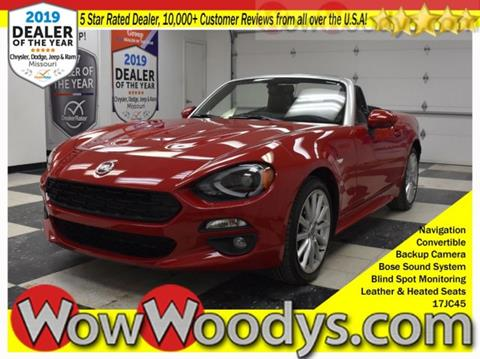 2017 FIAT 124 Spider for sale in Chillicothe, MO