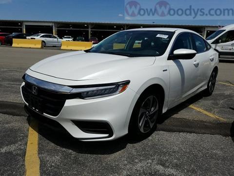 2019 Honda Insight for sale in Chillicothe, MO