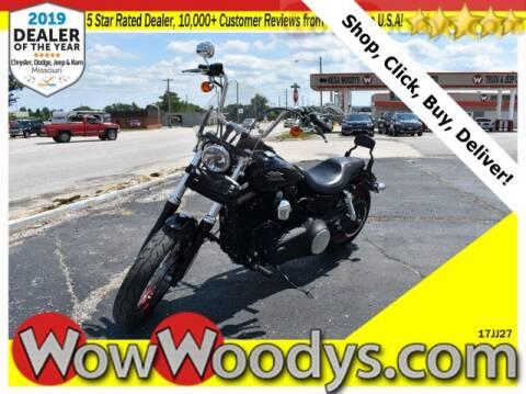 2017 Harley Davidson Street Bob