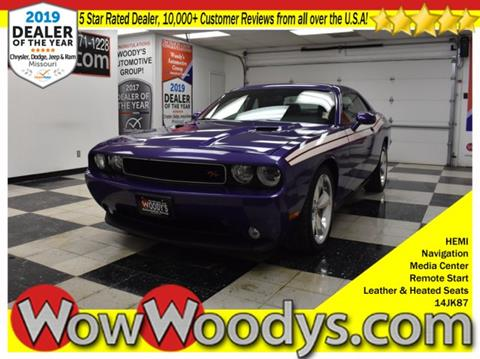 2014 Dodge Challenger for sale in Chillicothe, MO