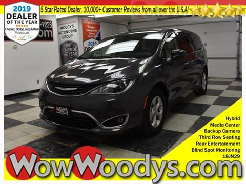2018 Chrysler Pacifica Hybrid for sale in Chillicothe, MO